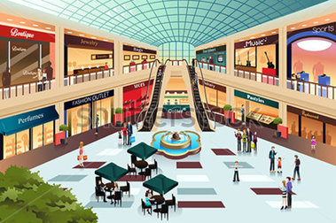 a-vector-illustration-of-scene-inside-shopping-mall_212820985